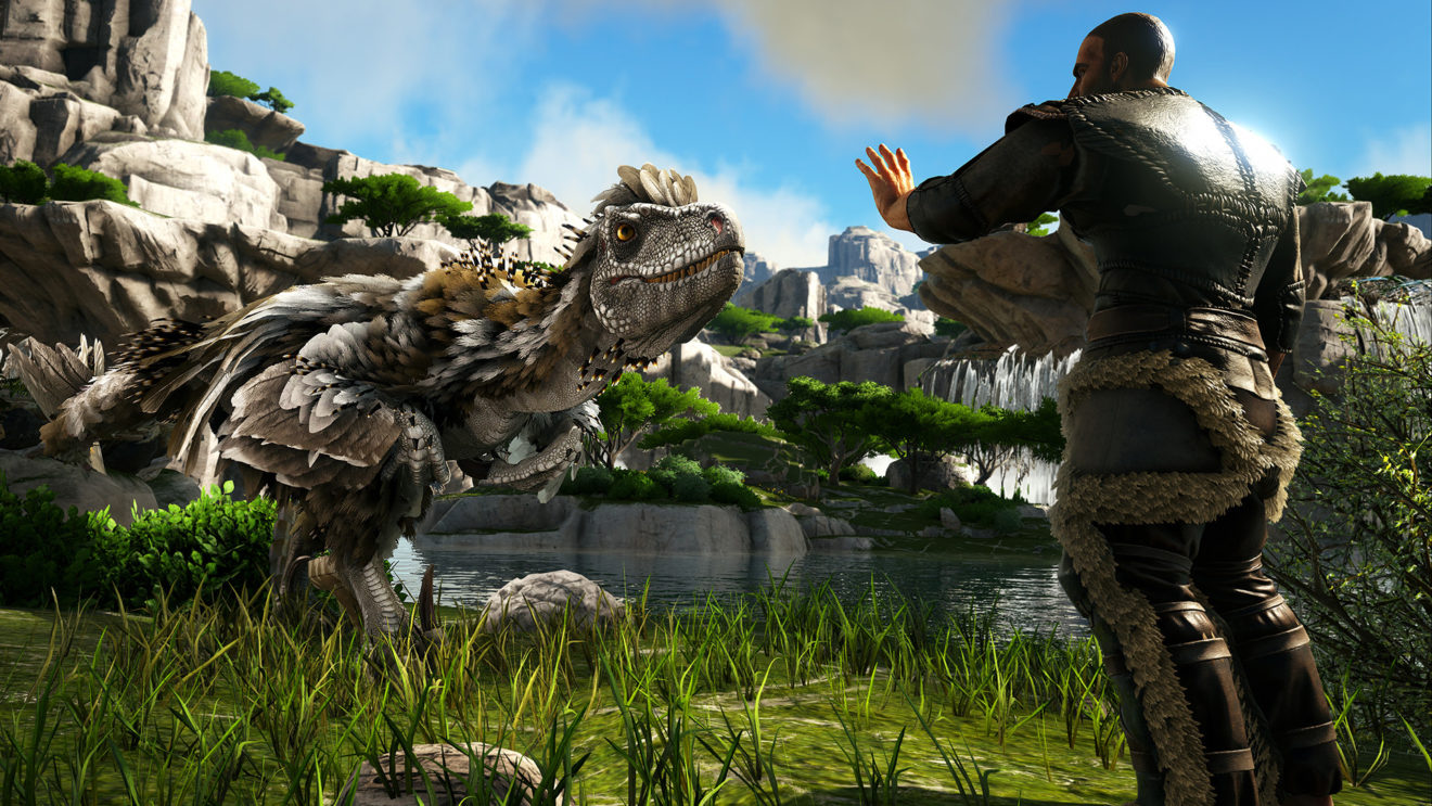 Ark: Survival Evolved's Valguero update arrives on console | EGM