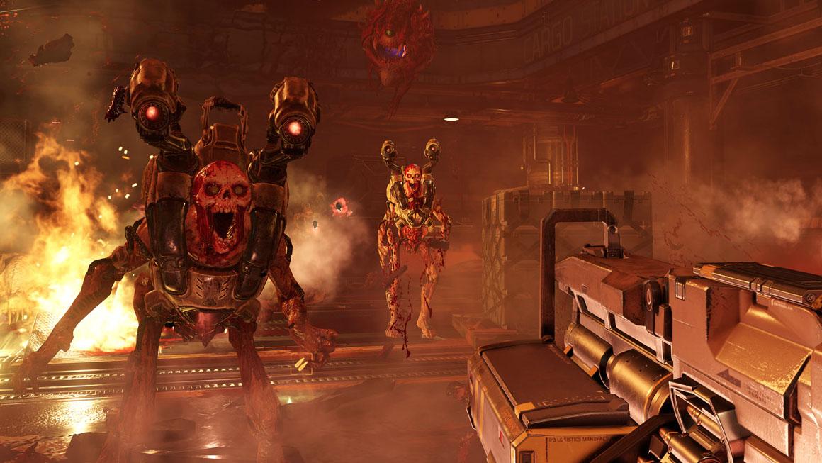 Doom review | EGM