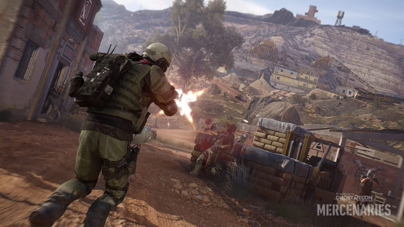 Ghost Recon Wildlands update will introduce Mercenaries mode | EGM