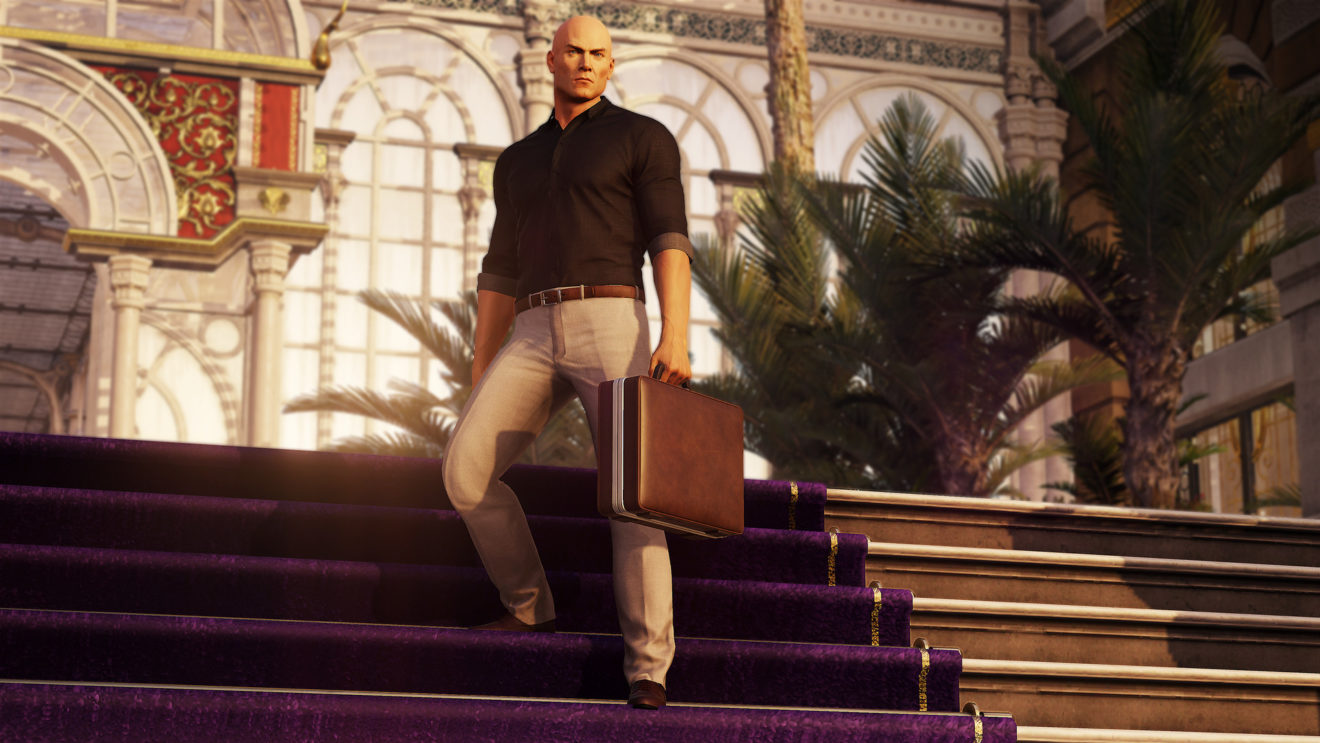 Here S What S Coming To Hitman 2 In October Egm