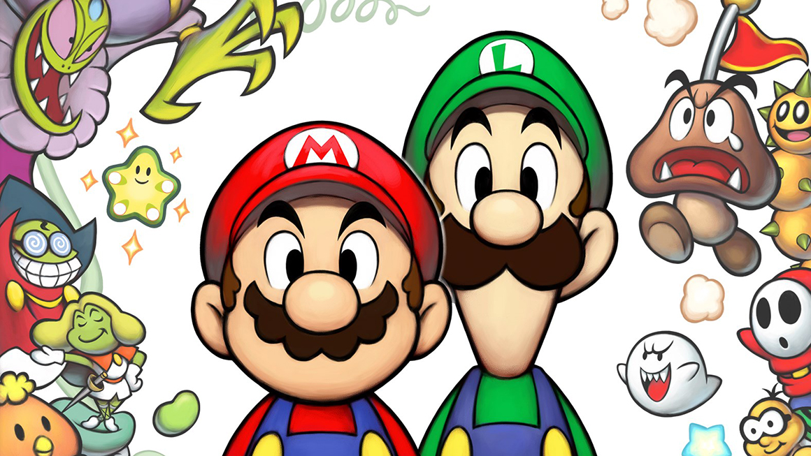 Mario Luigi Superstar Saga Bowser S Minions Review Egm