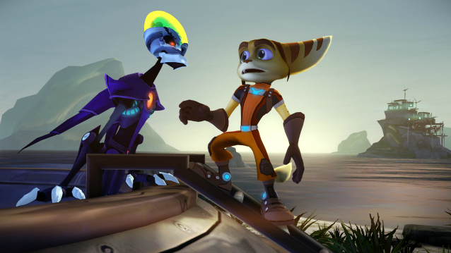 Ratchet Clank All 4 One Review Egm