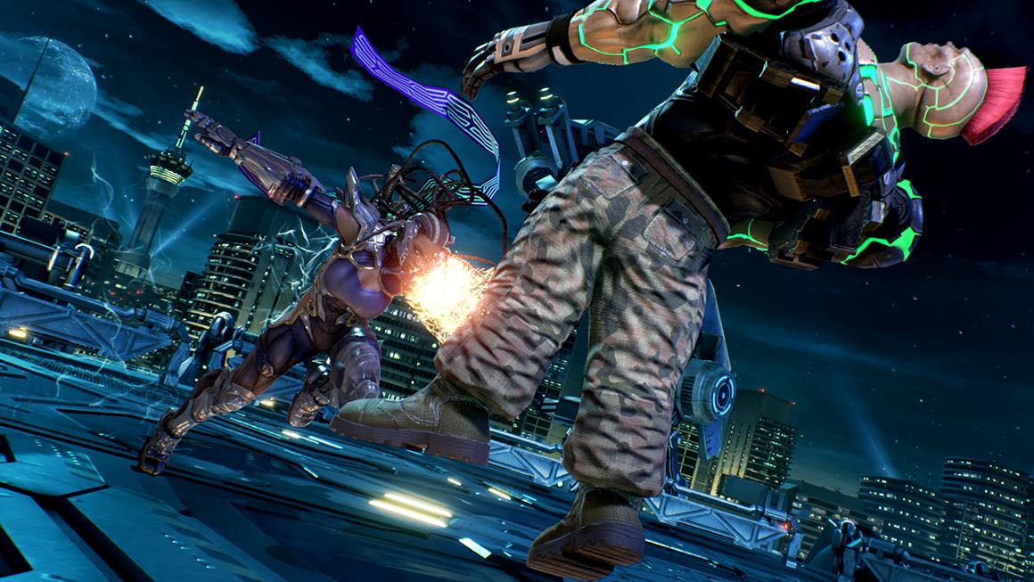 Tekken 7 review   EGM