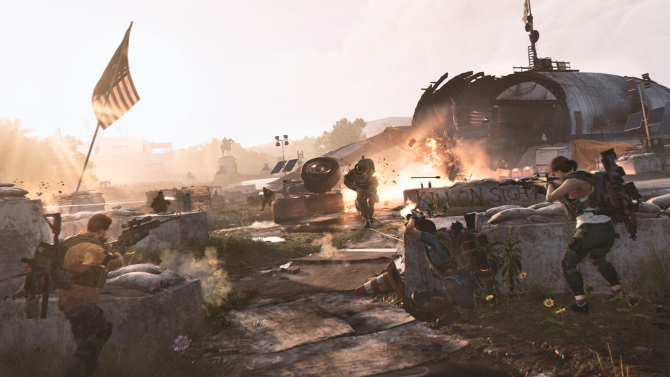 The Division 2 update will make adjustments to brand sets, loot, and recalibration