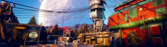 The Outer Worlds is enhanced on both Xbox One X and PS4 Pro