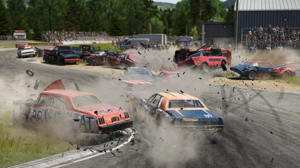 Play Wreckfest and Zombieland: Double Tap for free on Xbox One