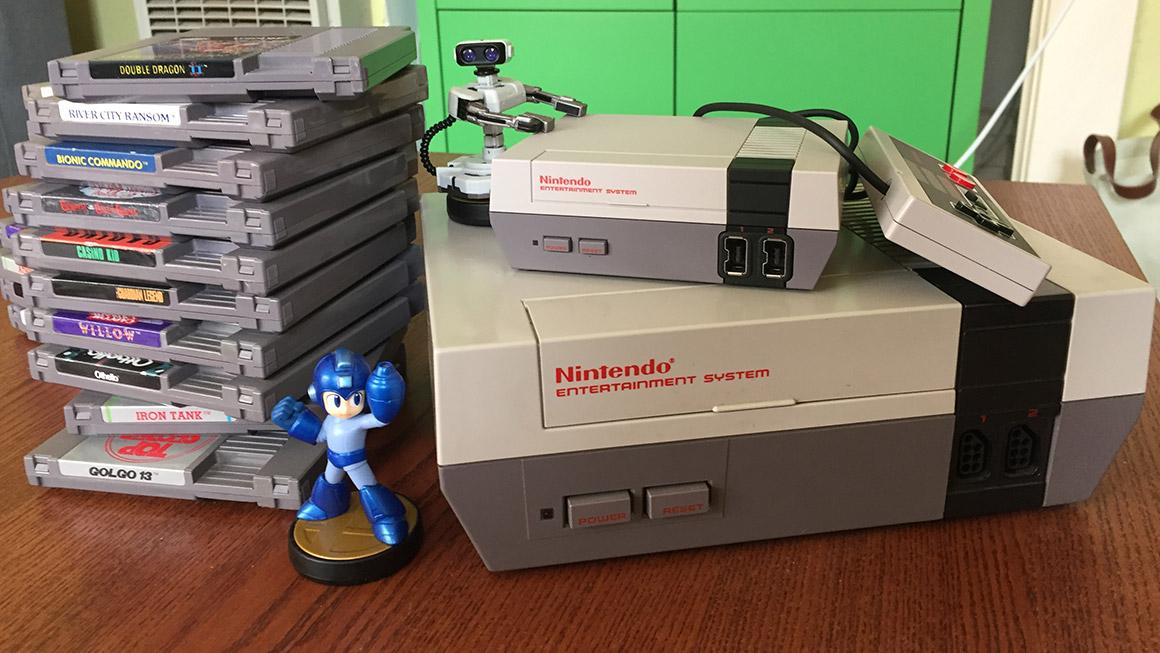NES Classic review | EGM