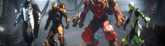 Anthem details plans for making loot more satisfying