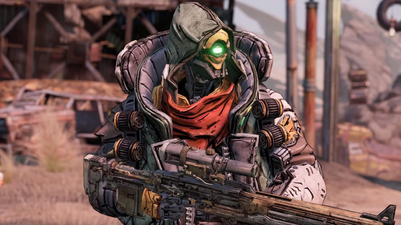 Borderlands 3 trailer introduces FL4K the Beastmaster | EGM