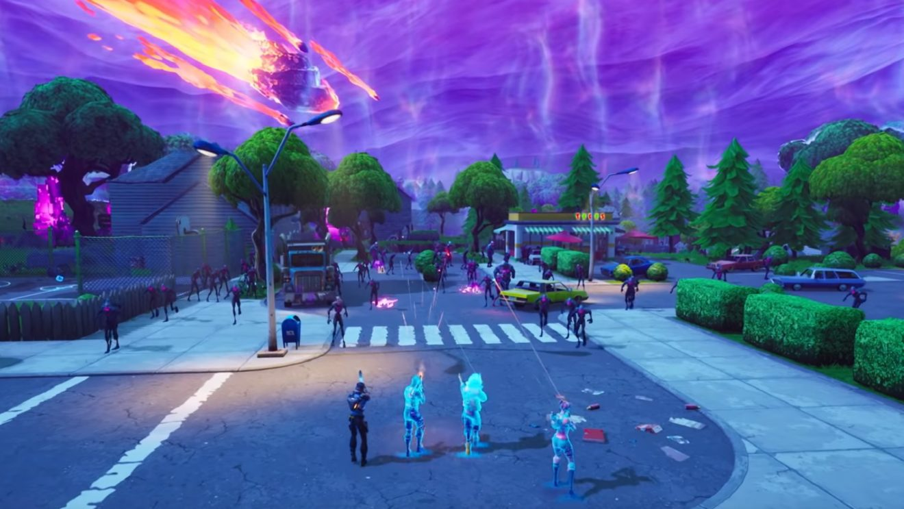 Retail Row and Fiends return to Fortnite | EGM