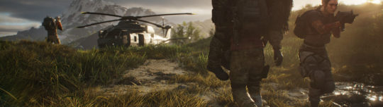 Ubisoft shares its plans for Ghost recon Breakpoint in November