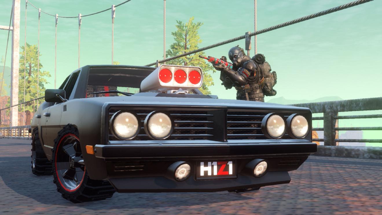H1z1 Cars
