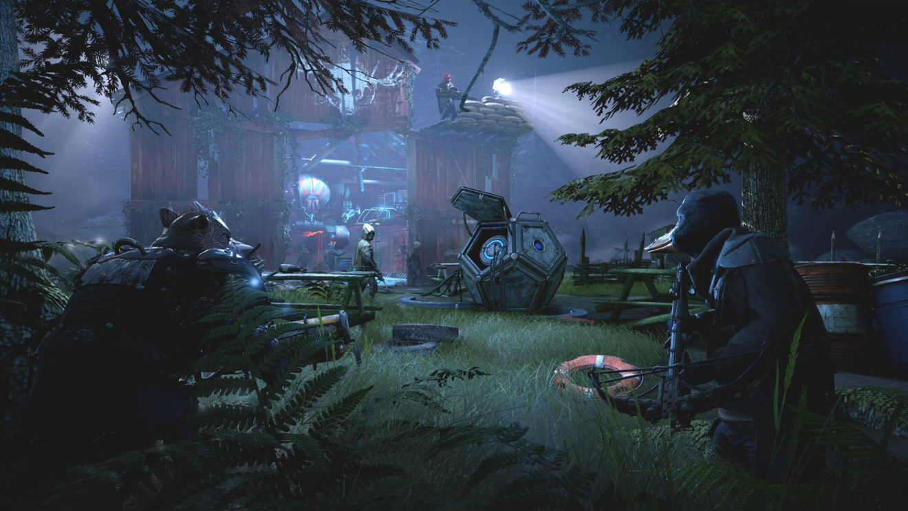 Hyper Light Drifter and Mutant Year Zero are the next free games