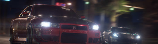 Countdown appears on official Need for Speed site