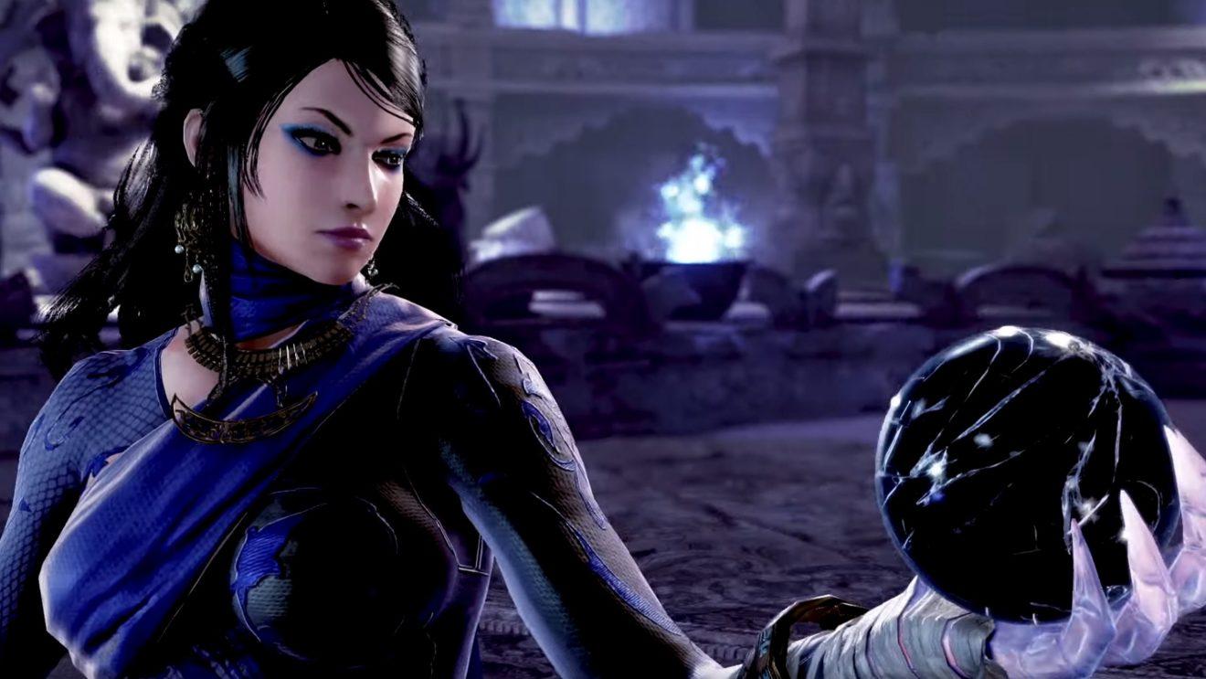Tekken 7 Adding Zafina And Leroy Smith To Roster Egm