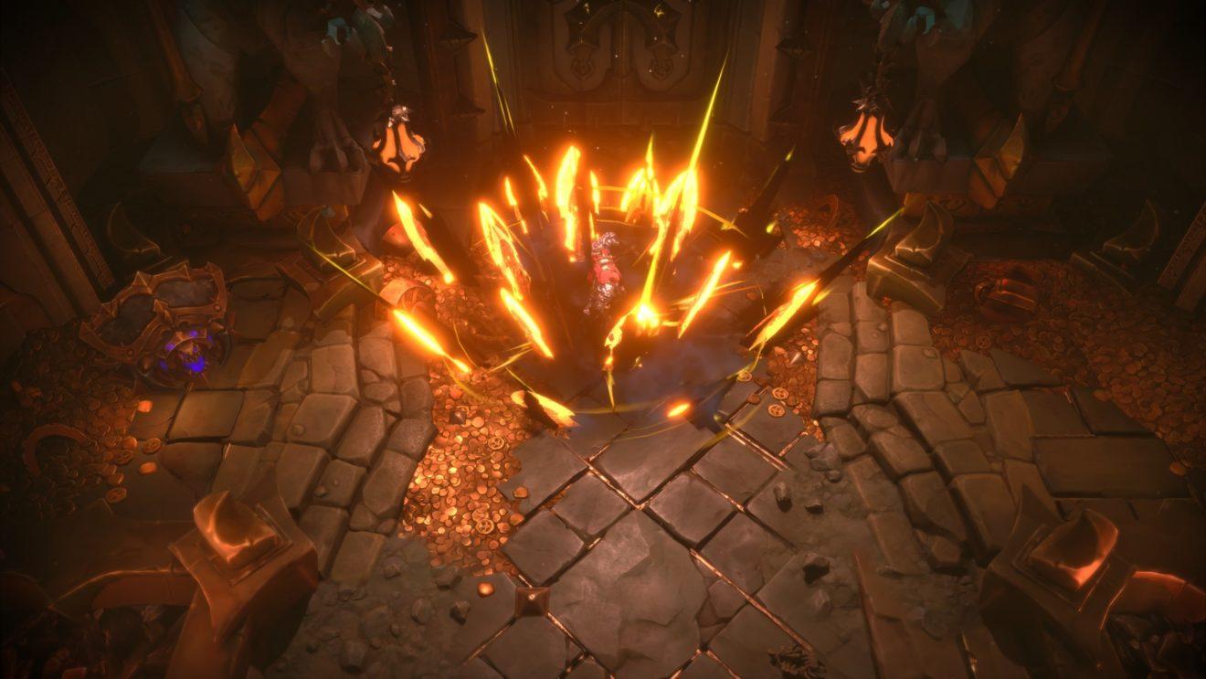 Darksiders Genesis trailer introduces War | EGM