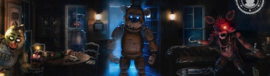 Five Nights at Freddy's AR: Special Delivery announced