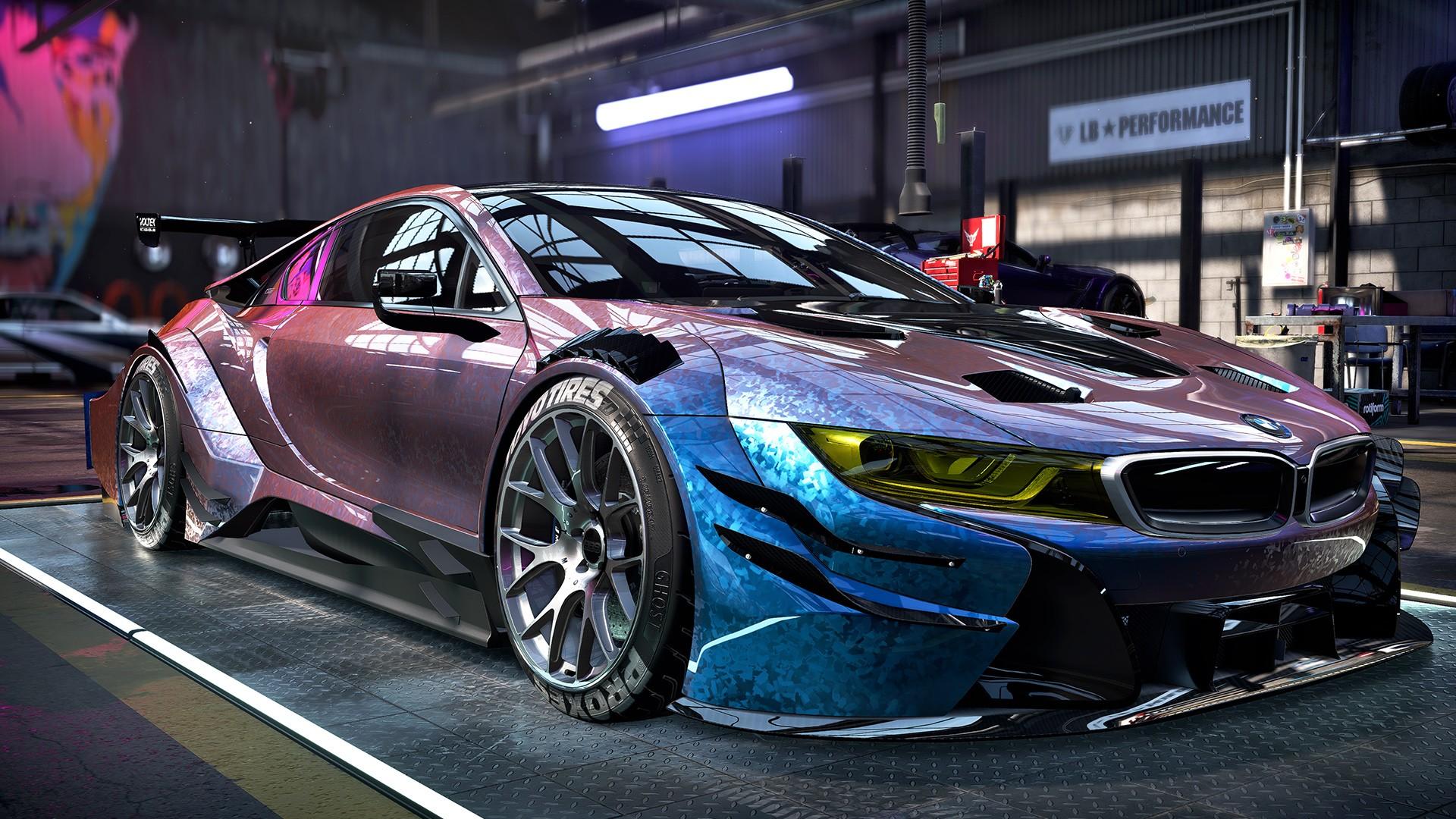 Watch Need For Speed Heat S Launch Trailer Egm