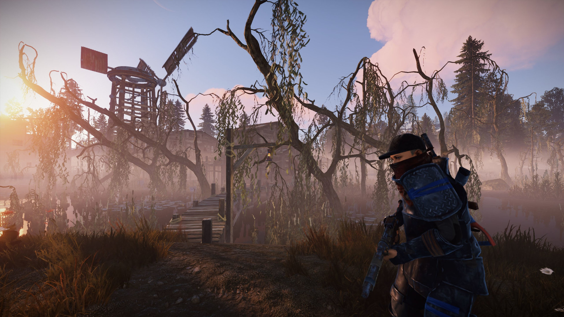 Rust Is Coming To Xbox One And Playstation 4 Egm