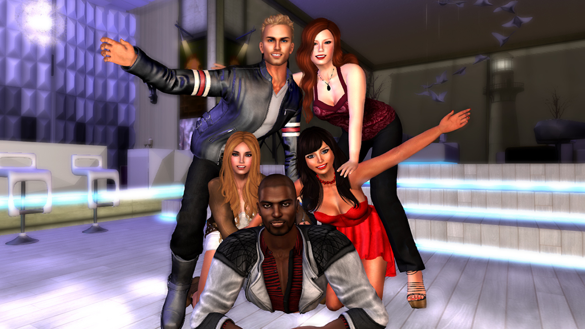 Second life avatars hard core sex