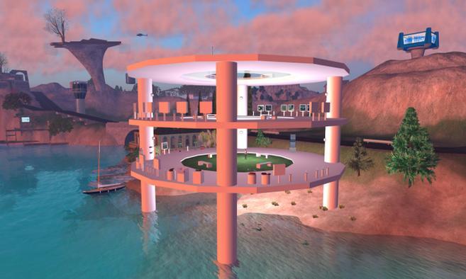 Roblox Second Life