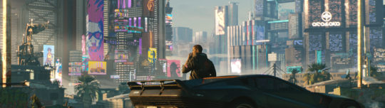 Cyberpunk 2077 delayed into December