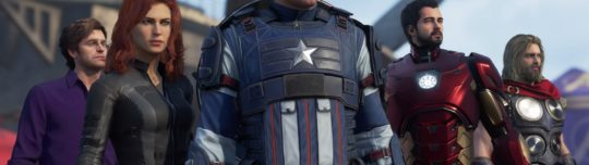 Marvel's Avengers delayed