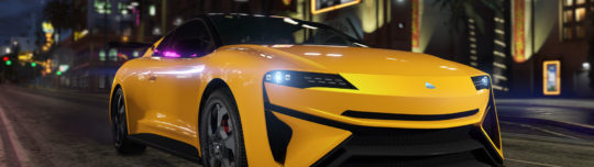 Get the Överflöd Imorgon and Yellow Dog with Cone gear in GTA Online