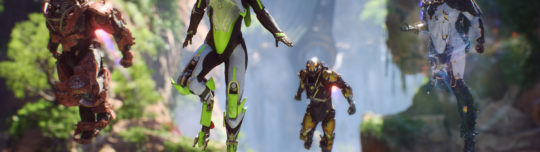 BioWare announces 'longer-term redesign' of Anthem