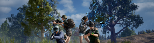 PUBG's 6.2 update will let Xbox One and PS4 players party up
