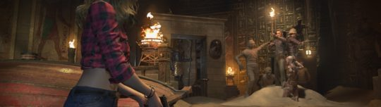 Two new Masterminds and maps revealed for Resident Evil Resistance