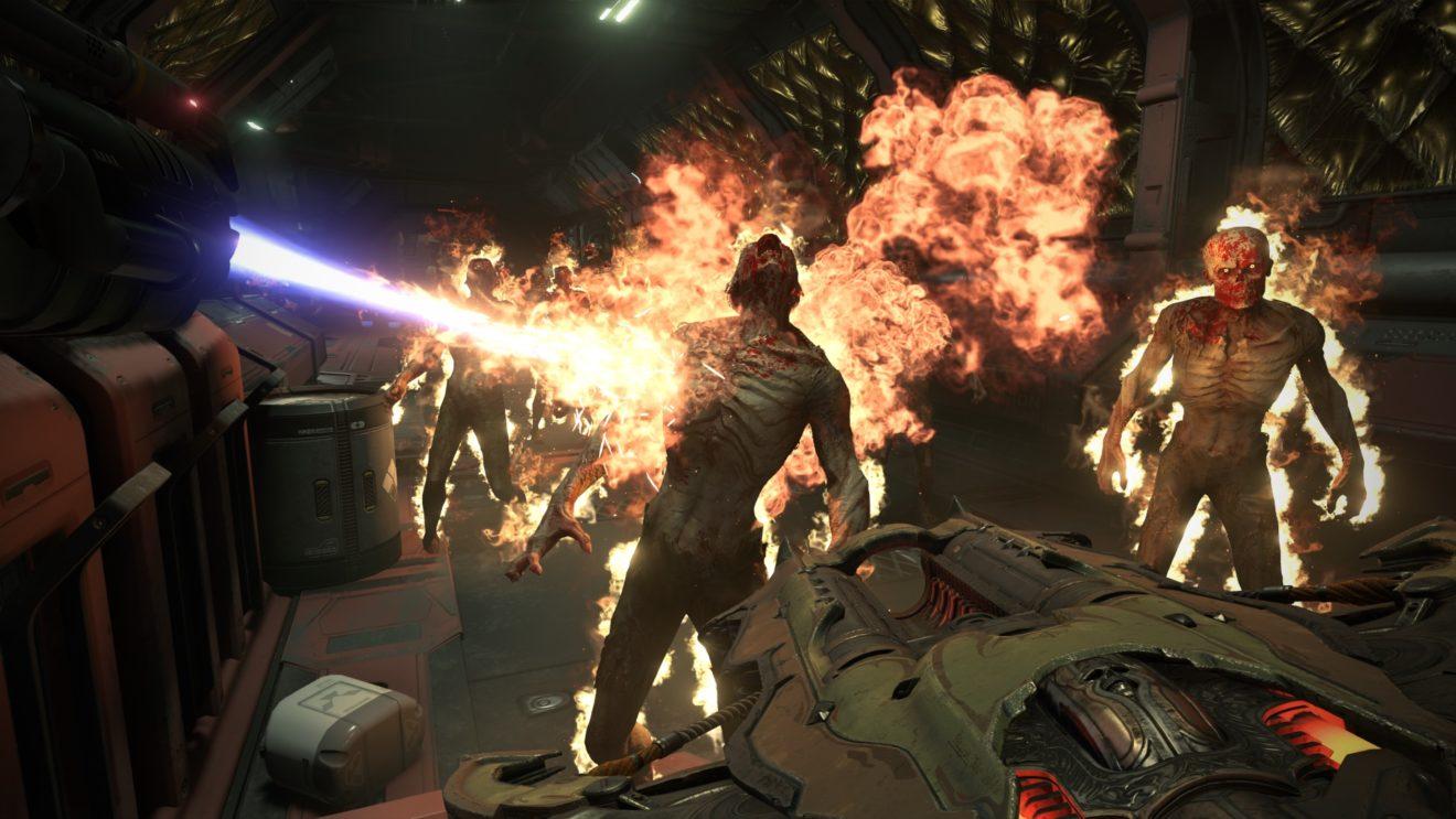 Doom Eternal S First Story Dlc Teased With Screenshots Egm