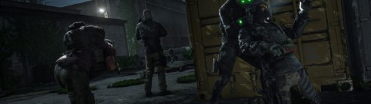 Sam Fisher arrives in Ghost Recon Breakpoint alongside Immersive mode