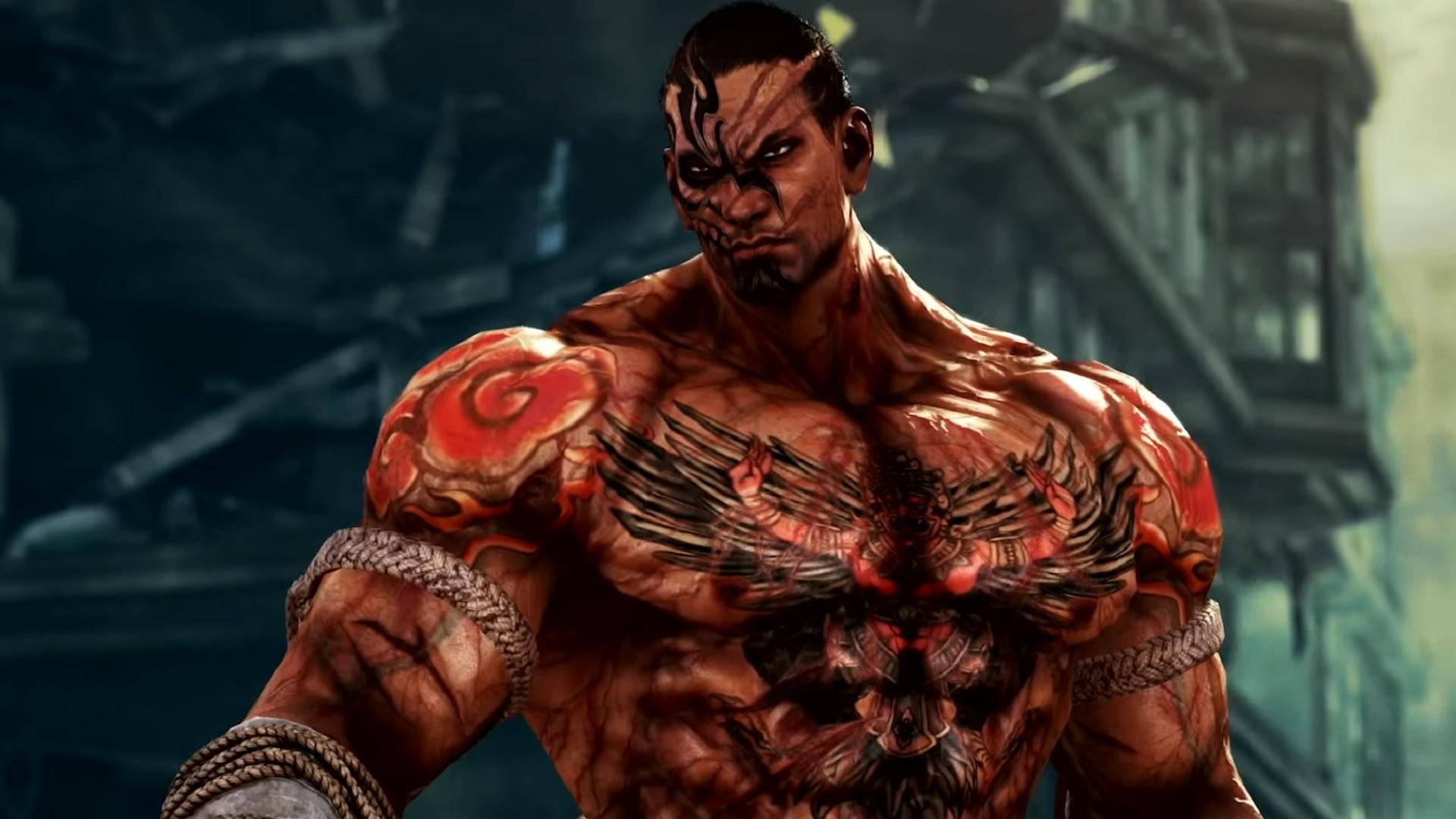 Fahkumram Joins The Tekken 7 Roster Next Week Egm