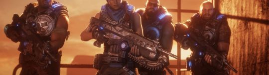The Coalition hints at how good Gears 6 is going to look with Unreal Engine 5 tech demos