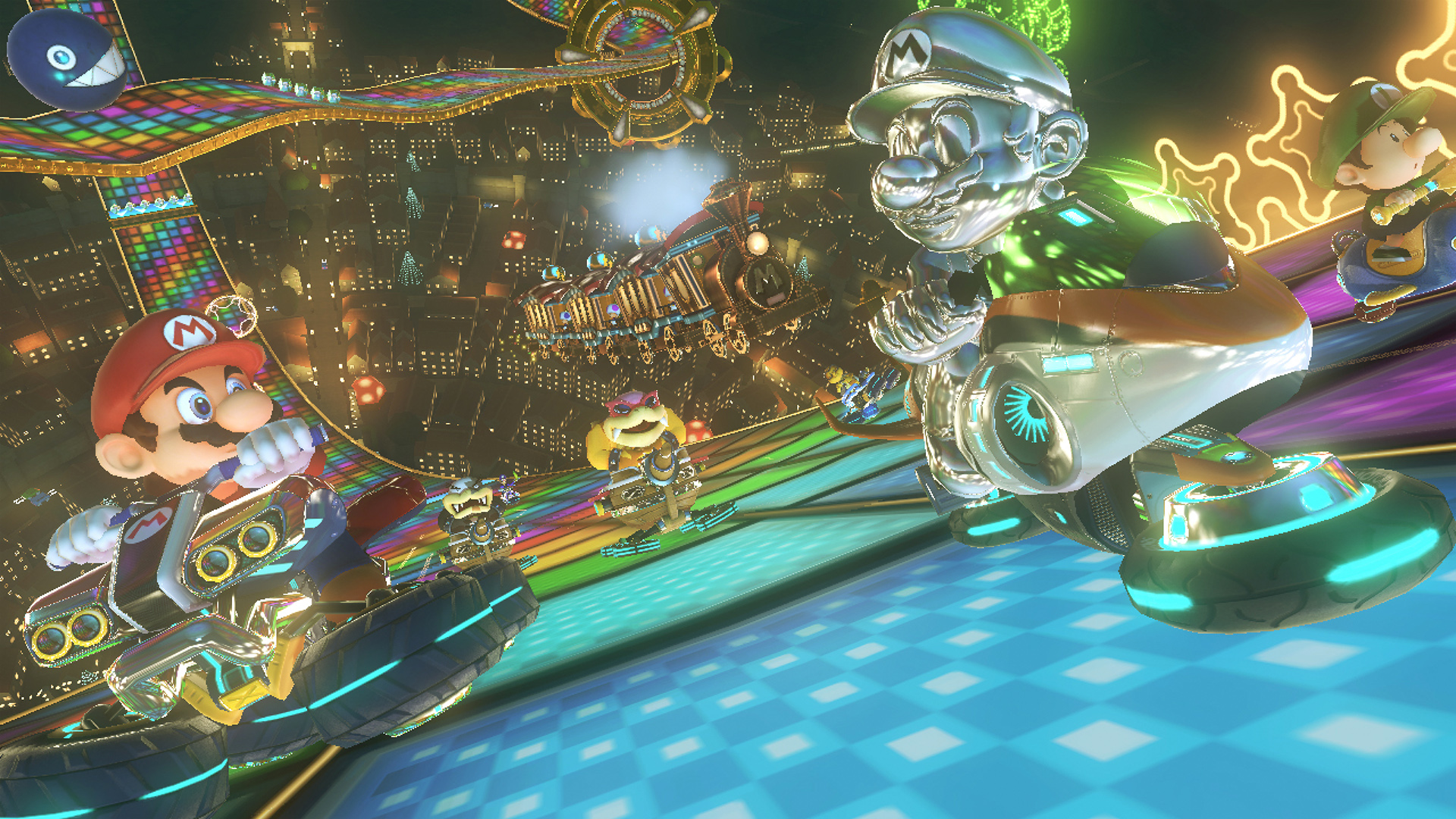 A Pandemic Seen From Rainbow Road Egm