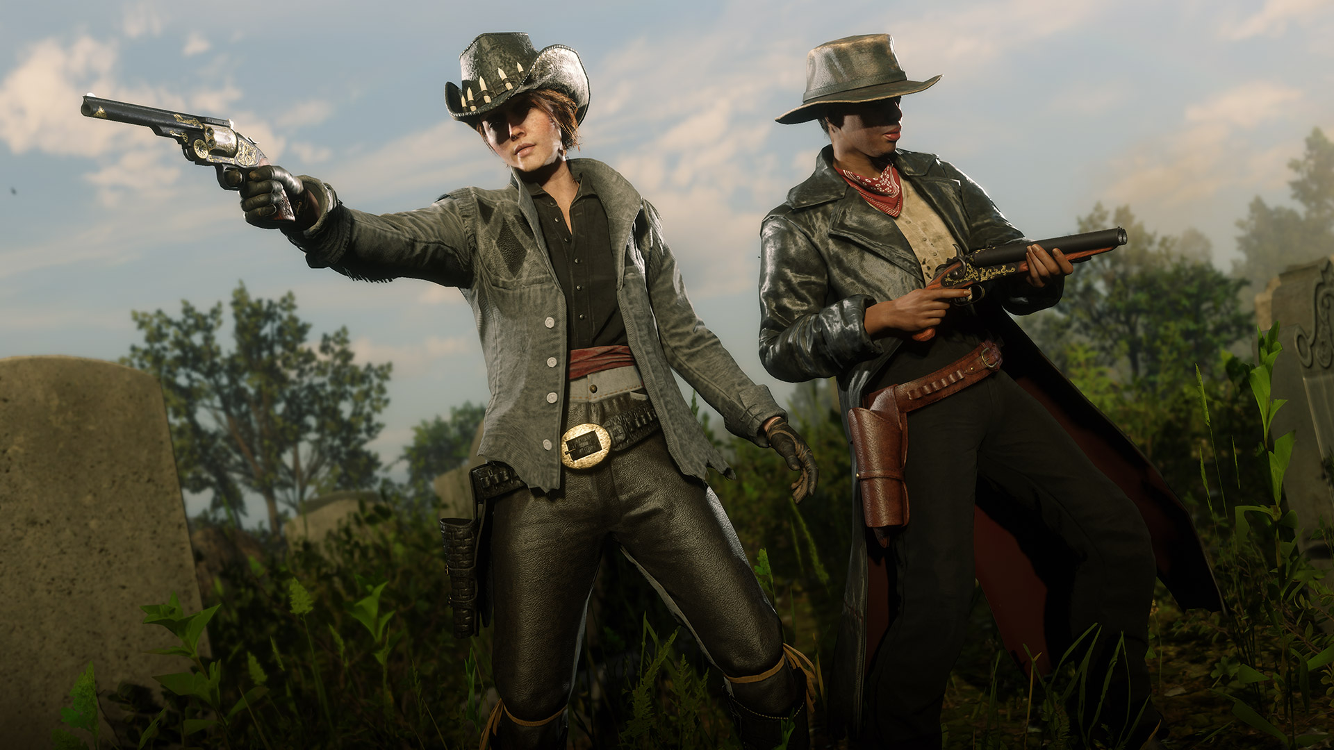 Red Dead Online adds new legendary animals and clothing | EGM