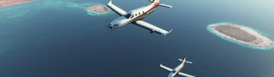 Microsoft Flight Simulator closed beta happening in mid-July