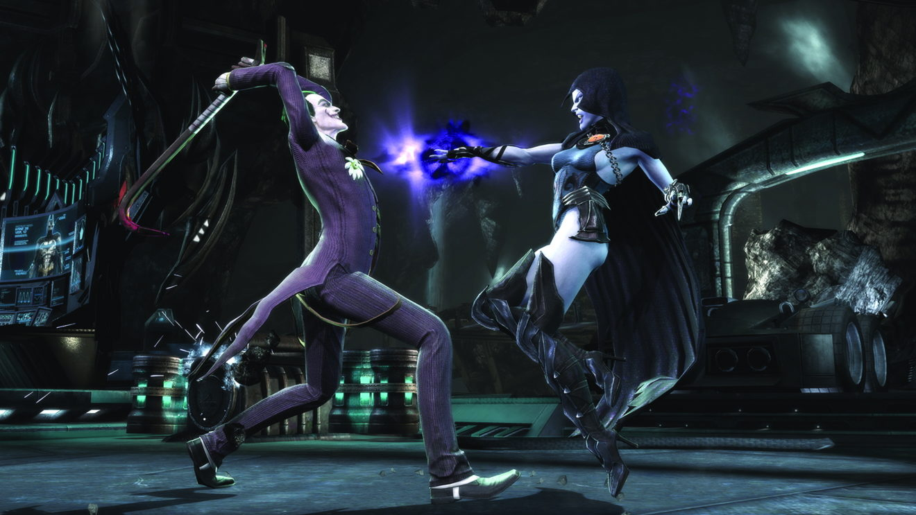 Injustice Gods Among Us Is Free On Xbox One Ps4 And Pc Egm