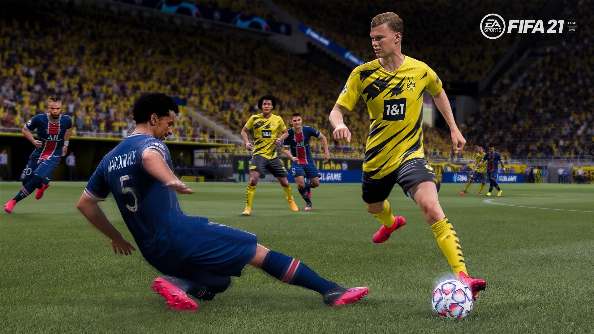 FIFA 21 - Haaland