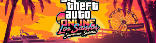 Grand Theft Auto Online's Los Santos Summer Special update has arrived