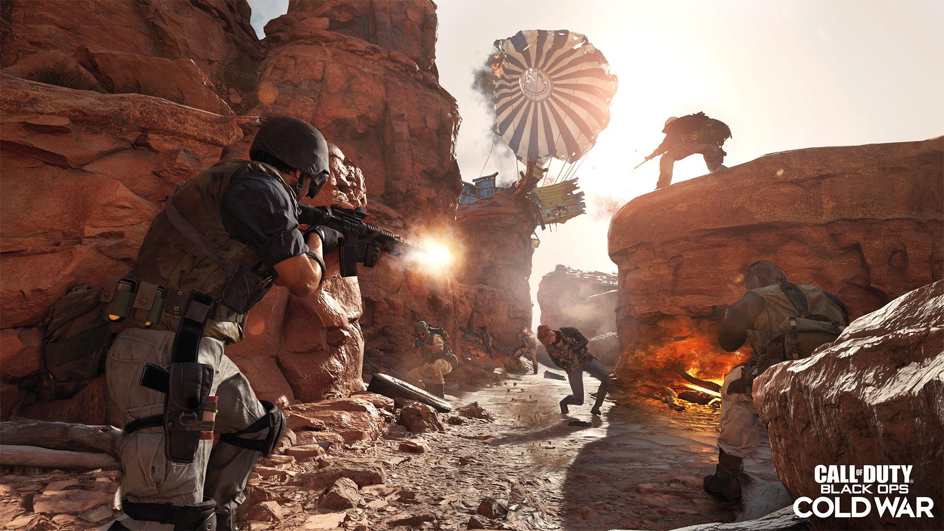 Call Of Duty Black Ops Cold War Beta Dates Confirmed Egm