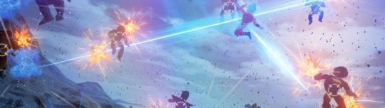 Dragon Ball Z: Kakarot DLC screenshots show off horde battles