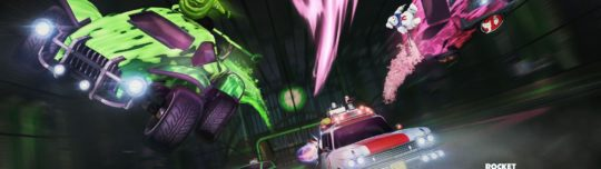 Rocket League's Haunted Hallows event brings back Heatseeker and Spike Rush