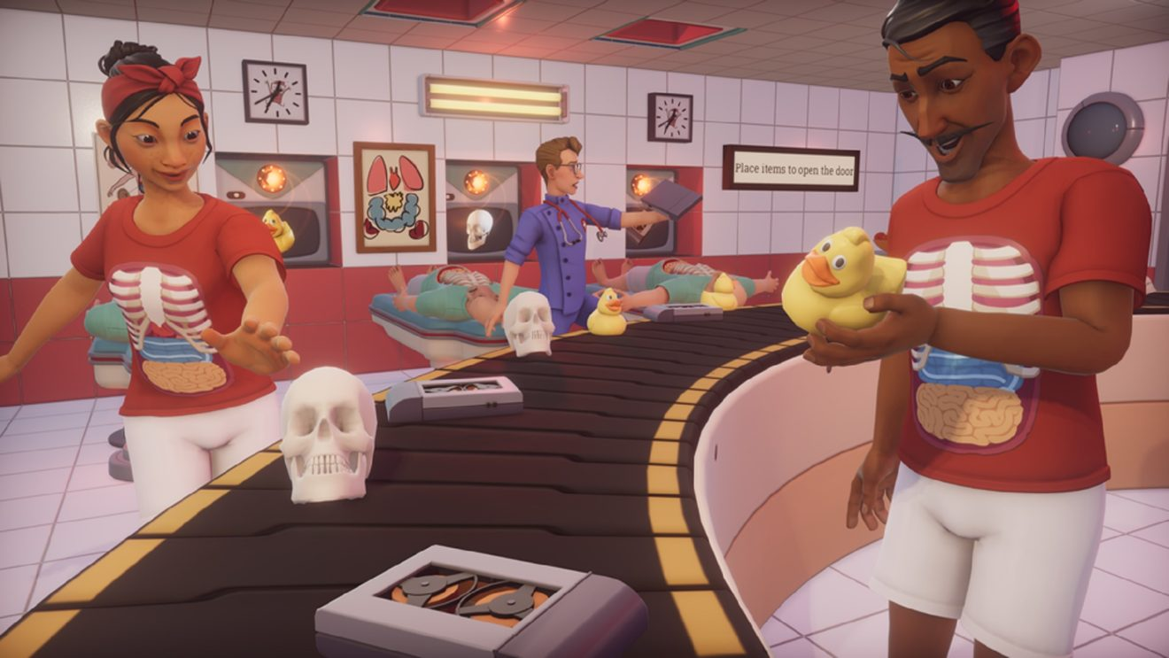 Surgeon Simulator 2 Update Introduces Six Competitive Levels Egm