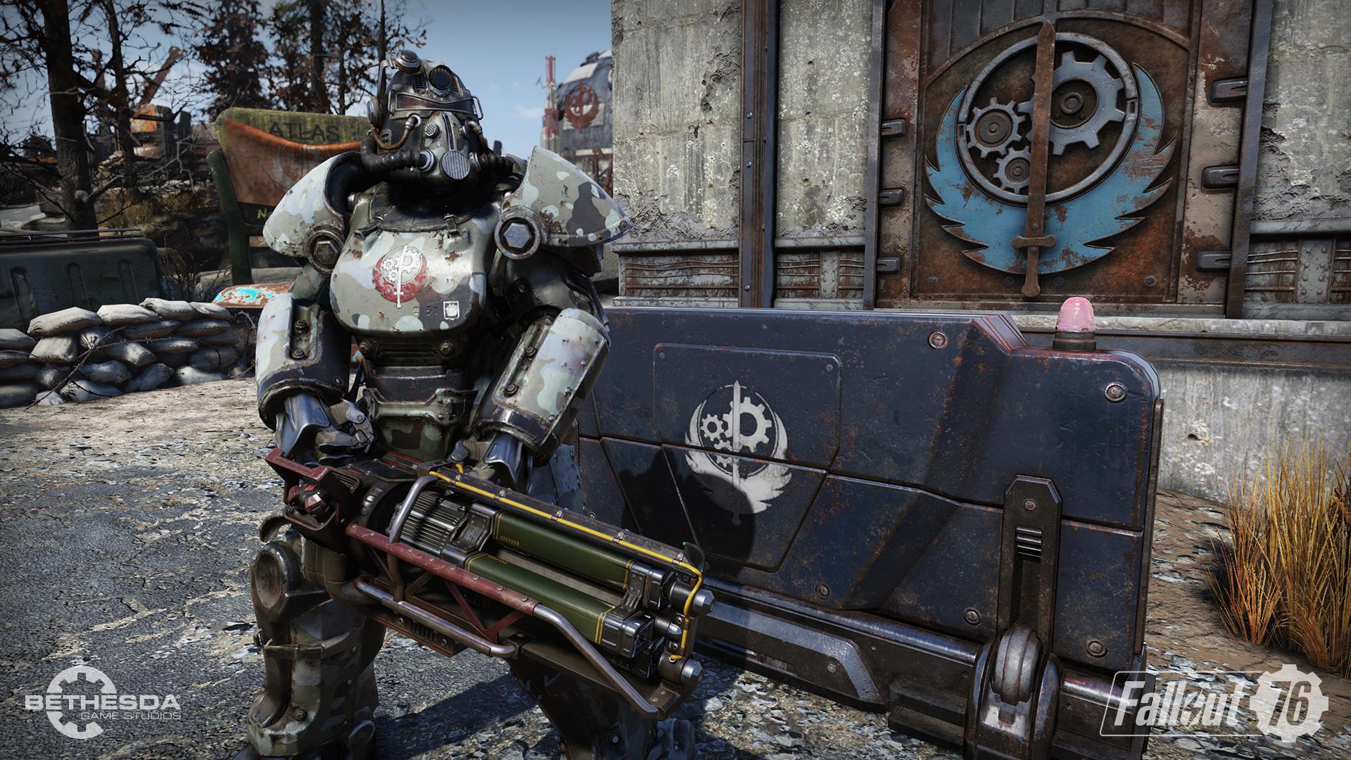 Fallout 76 S Steel Dawn Expansion Arrives December Egm