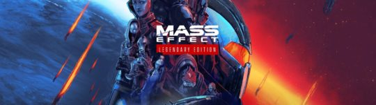 Mass Effect: Legendary Edition release date apparently outed