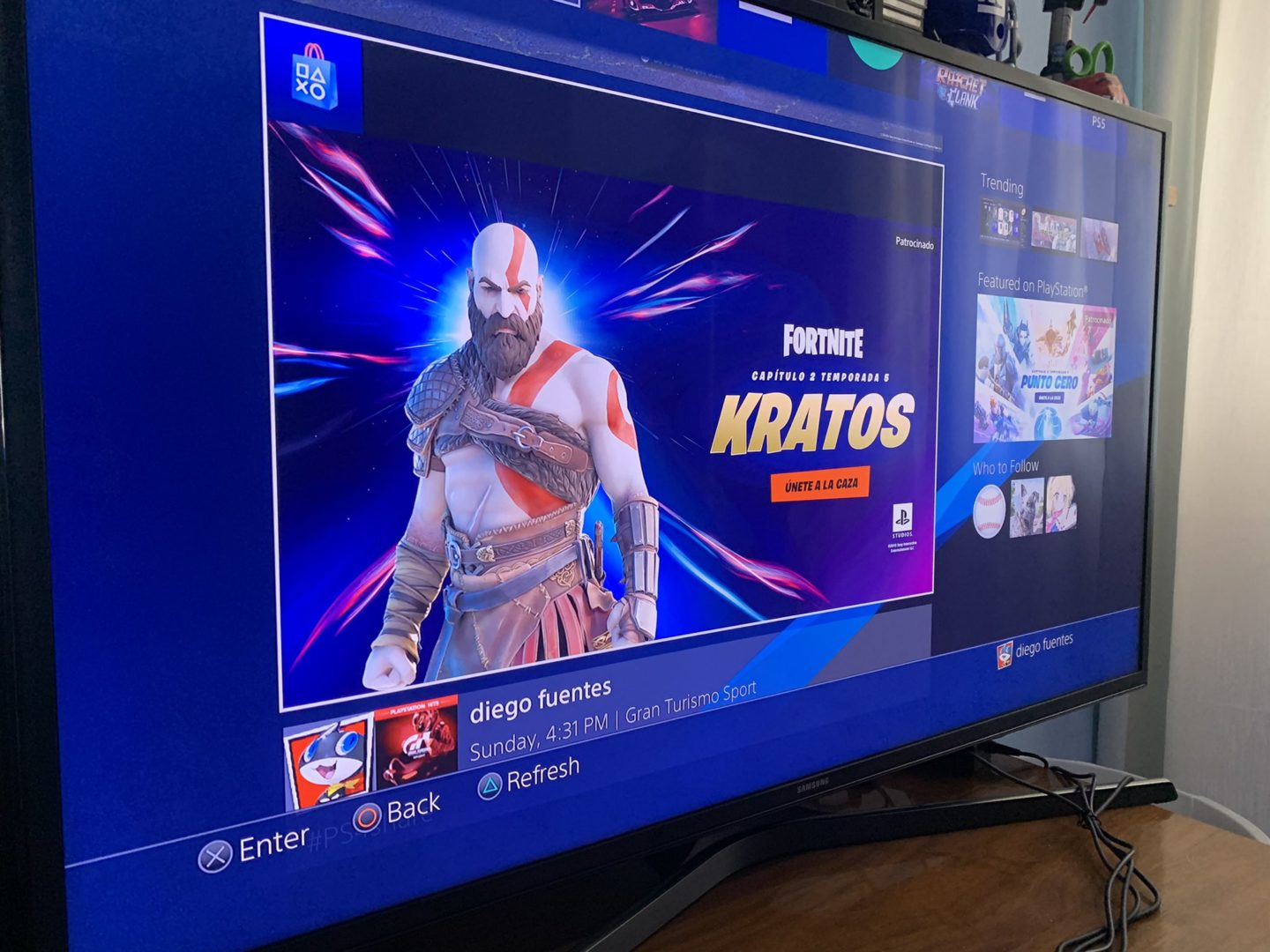 It Sure Seems Like Kratos Is Coming To Fortnite Egm As with previous battle pass achievements, the fortnite skins. it sure seems like kratos is coming to