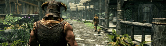 Skyrim mod lets you play at 60fps on PlayStation 5