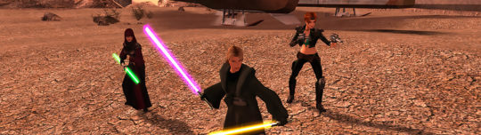 New Star Wars: Knights of the Old Republic game rumored to be in development, but not at EA